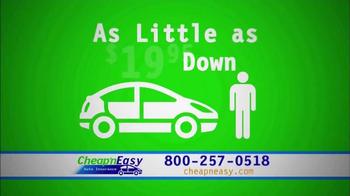 Cheap'nEasy Auto Insurance TV Spot, 'On the Spot Coverage' - Thumbnail 4