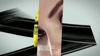 Maybelline New York Colossal Spider Effect TV Spot, 'De moda' [Spanish] - Thumbnail 3