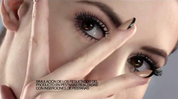 Maybelline New York Colossal Spider Effect TV Spot, 'De moda' [Spanish]