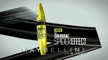 Maybelline New York Colossal Spider Effect TV Spot, 'De moda' [Spanish] - Thumbnail 9