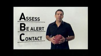 CDC TV Spot, 'Know Your Concussion ABC's: Tips for Parents' Ft. Kurt Warner