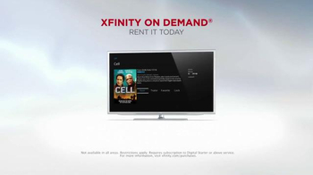 XFINITY On Demand TV Spot, 'Cell' - Thumbnail 8
