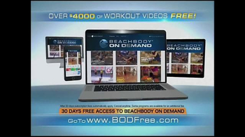 Beachbody On Demand TV Spot, 'No More Gym' - Thumbnail 10