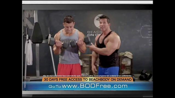 Beachbody On Demand TV Spot, 'No More Gym' - Thumbnail 7