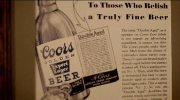 Coors Banquet TV Spot, 'A Piece of History' - Thumbnail 6
