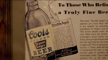 Coors Banquet TV Spot, 'A Piece of History' - Thumbnail 7