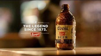 Coors Banquet TV Spot, 'A Piece of History' - Thumbnail 8