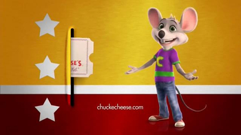 Chuck E. Cheese's TV Spot, 'Billy's Birthday' - Thumbnail 8