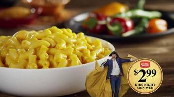 Golden Corral Kids Night TV Spot, 'Three Little Washingtons' - Thumbnail 4