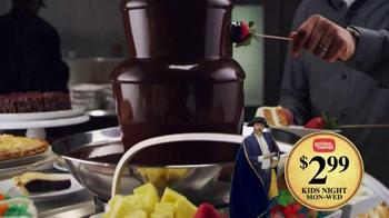 Golden Corral Kids Night TV Spot, 'Three Little Washingtons' - Thumbnail 5