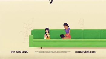 CenturyLink TV Spot, 'Couch' - Thumbnail 1