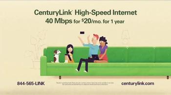 CenturyLink TV Spot, 'Couch' - Thumbnail 2