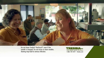 Tresiba TV Spot, 'Ready' - Thumbnail 6