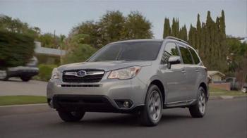 2016 Subaru Forester TV Spot, 'Checking on the Kids' - Thumbnail 3