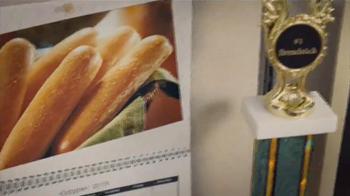 Olive Garden Breadstick Sandwiches TV Spot, 'Breadstick Obsessed?' - Thumbnail 1
