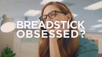Olive Garden Breadstick Sandwiches TV Spot, 'Breadstick Obsessed?' - Thumbnail 4