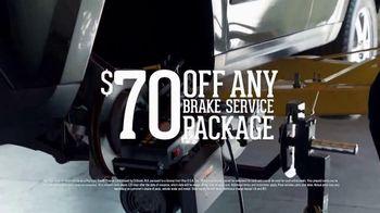 PepBoys TV Spot, 'Brake Service'