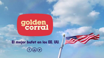 Golden Corral Premium Weekends TV Spot, 'Prime Rib' [Spanish] - Thumbnail 10