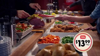 Golden Corral Premium Weekends TV Spot, 'Prime Rib' [Spanish] - Thumbnail 8