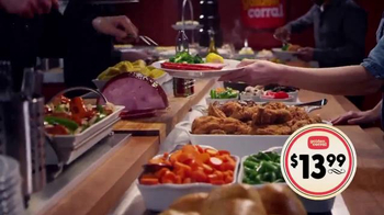 Golden Corral Premium Weekends TV Spot, 'Prime Rib' [Spanish] - Thumbnail 9