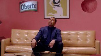 Oberto TV Spot, 'Backflip' Featuring Travis Pastrana, Stephen A. Smith
