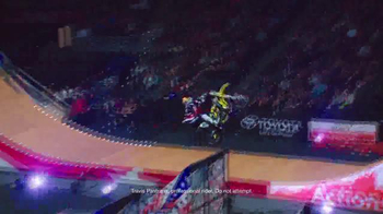 Oberto TV Spot, 'Backflip' Featuring Travis Pastrana, Stephen A. Smith - Thumbnail 6
