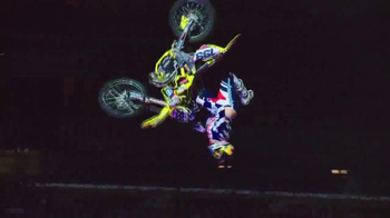 Oberto TV Spot, 'Backflip' Featuring Travis Pastrana, Stephen A. Smith - Thumbnail 8
