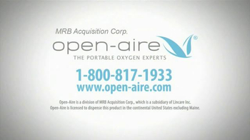 Open Aire OxyGo TV Spot, 'Keep Going!' - Thumbnail 9
