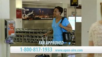 Open Aire OxyGo TV Spot, 'Keep Going!' - Thumbnail 7