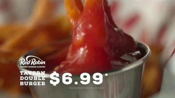 Red Robin Tavern Double TV Spot, 'Hasta siempre' [Spanish] - Thumbnail 4