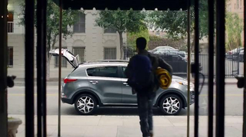 2017 Kia Sportage TV Spot, 'Camping Out' - 1043 commercial airings