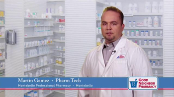 Good Neighbor Pharmacy TV Spot, 'Alzheimer's Association' - Thumbnail 3
