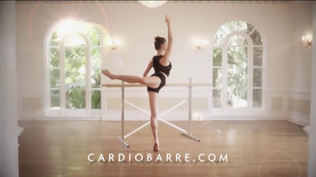 Cardio Barre TV Spot, 'Hollywood's Best Workout' - Thumbnail 10