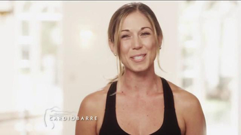 Cardio Barre TV Spot, 'Hollywood's Best Workout' - Thumbnail 3
