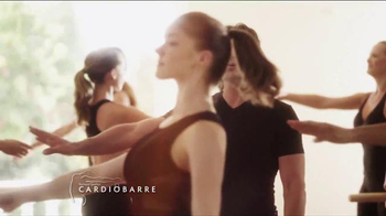 Cardio Barre TV Spot, 'Hollywood's Best Workout' - Thumbnail 4