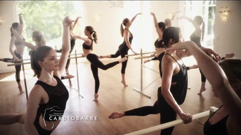 Cardio Barre TV Spot, 'Hollywood's Best Workout' - Thumbnail 5