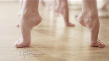 Cardio Barre TV Spot, 'Hollywood's Best Workout' - Thumbnail 6