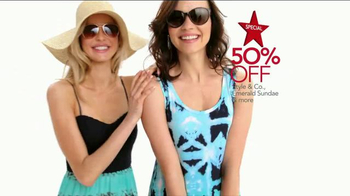 Macy's Super Saturday Sale TV Spot, 'Summer Dresses, Handbags and Bedding'