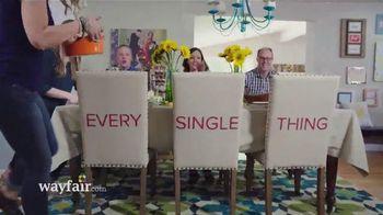Wayfair TV Spot, 'The Musical: Remix' - 2016 commercial airings