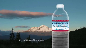 Crystal Geyser TV Spot, 'From Here to There' - Thumbnail 8