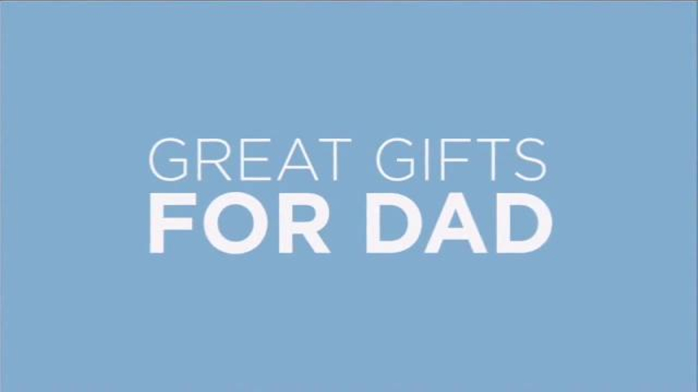 51fba2edf Kohl's TV Commercial, 'Gifts for Dad: Dress Shirts, Watches and Golf Apparel '