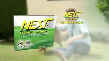 Next Allergy TV Spot, 'Pasos para terminar con la alergia' [Spanish] - Thumbnail 10