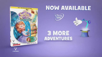 Sofia the First: The Secret Library Home Entertainment TV Spot - Thumbnail 8