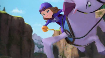 Sofia the First: The Secret Library Home Entertainment TV Spot - Thumbnail 3