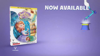 Sofia the First: The Secret Library Home Entertainment TV Spot - Thumbnail 6