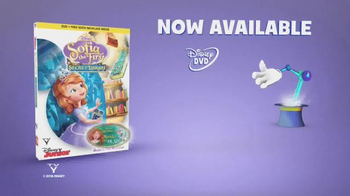 Sofia the First: The Secret Library Home Entertainment TV Spot - Thumbnail 7