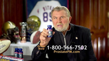Mike Ditka's ProstatePM TV Spot, 'In Control' Featuring Mike Ditka - Thumbnail 7