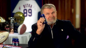 Mike Ditka's ProstatePM TV Spot, 'In Control' Featuring Mike Ditka - Thumbnail 1