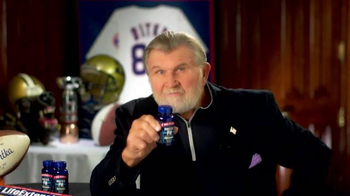 Mike Ditka's ProstatePM TV Spot, 'In Control' Featuring Mike Ditka