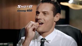 Shot B Ginseng TV Spot, 'Mantente activo' [Spanish] - Thumbnail 4